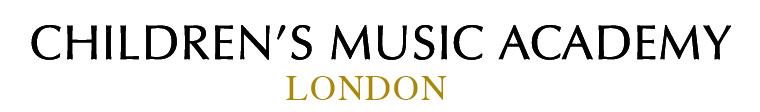 Children's Music Academy London Logo